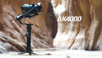 FeiyuTech AK4000 ostul saad kingituseks Summon+ kaamera ja Follow Focuse
