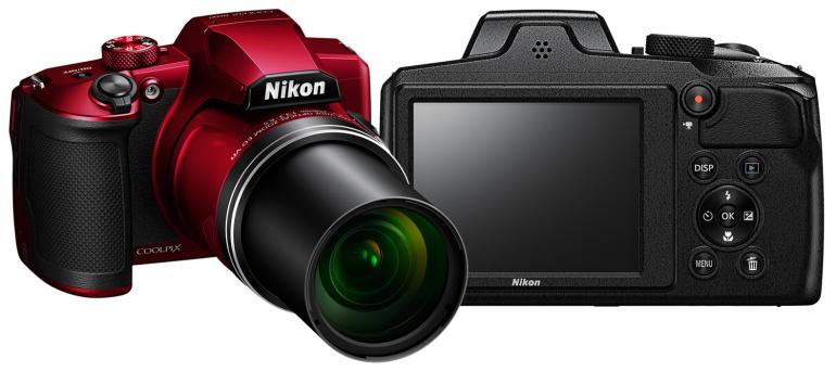 Nikon Coolpix B600 kompaktkaamera pildistab lihtsalt ja suumib võimsalt