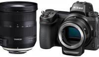 Need Tamroni objektiivid toimivad FTZ adapteriga Nikon Z6 ja Nikon Z7 hübriidkaamerate ees