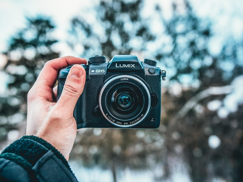 Minu kaks kuud koos Panasonic Lumix DC-GH5 hübriidkaameraga