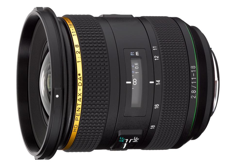 Uus Pentax DA★ 11-18mm f/2.8 lainurkobjektiiv pakub poolkaadri ees profiklassi pildikvaliteeti