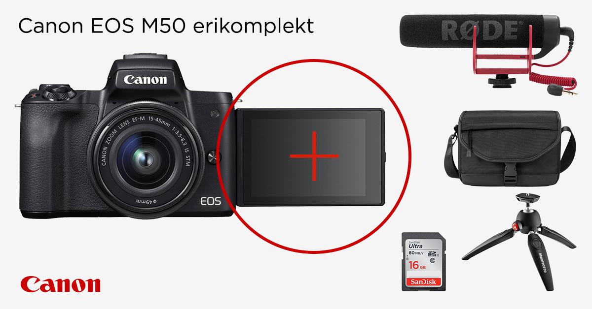 Photopoint soovitab: see on ideaalne alustava youtuberi/vlogeri tehnikakomplekt