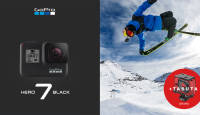 Seikluskaamerate kunni GoPro HERO7 Black ostul kingituseks superkorpus