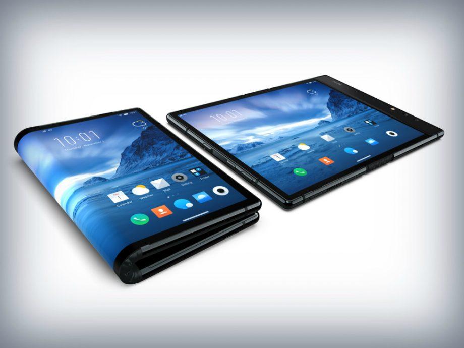 742f07a50d9 Ehkki Samsung on juba ammu levitanud kõlakaid oma volditava telefoni  teemadel peab ta esimese voldiktelefoni loorberid loovutama Eestis üpris  tundmatule ...