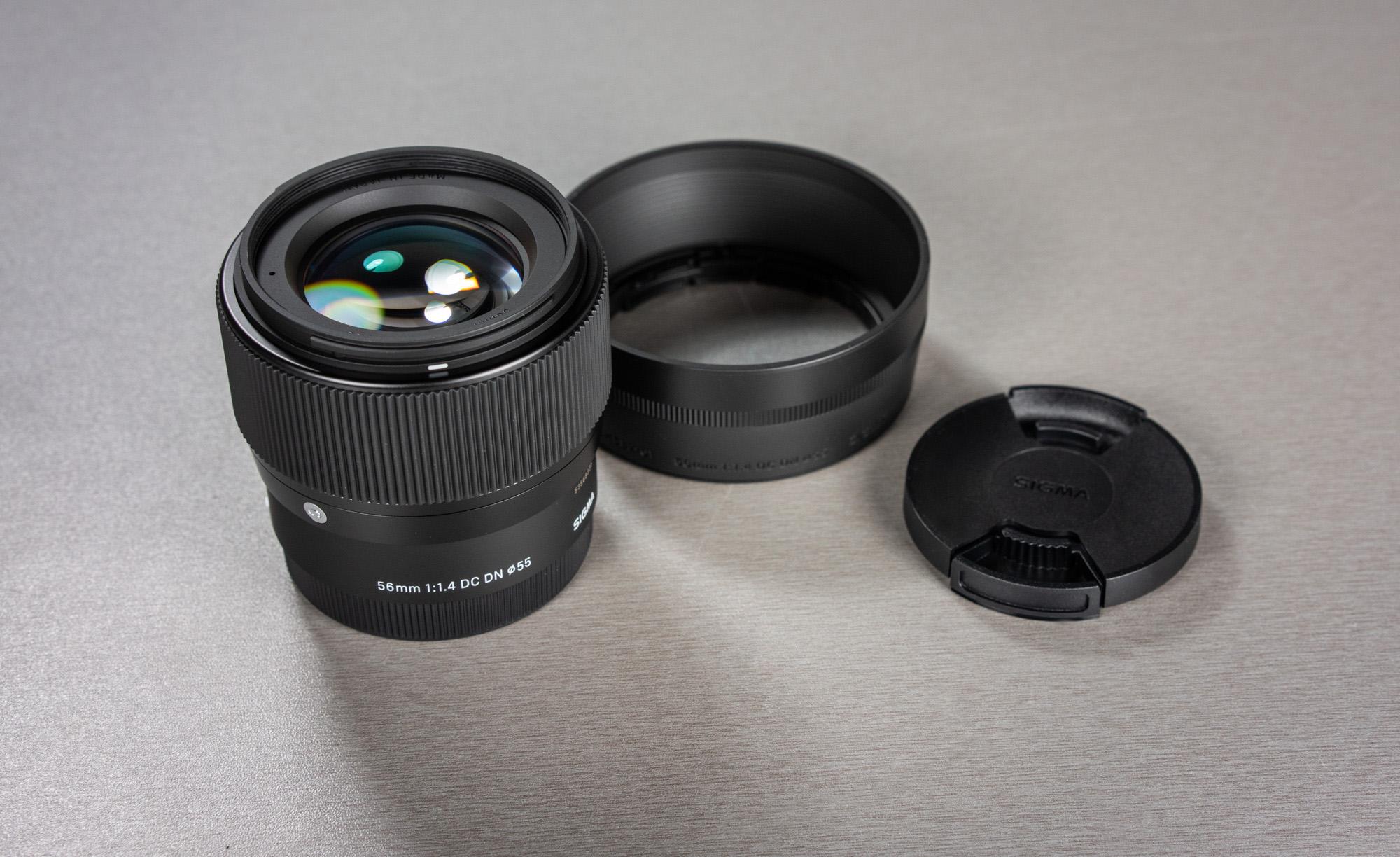 Nüüd saadaval: Sigma 56mm f/1.4 objektiiv Sony hübriidkaameratele