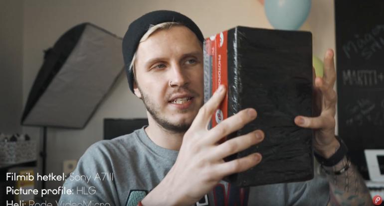Martti Hallik annab aru: Kas Sony a6400...