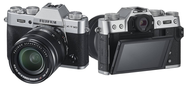 Fujifilm X-T30 hübriidkaamera toob tõhusama autofookuse ja kvaliteetsemad videod