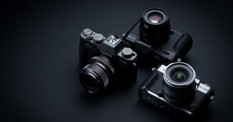 Uus FujiFilm X-T30 hübriidkaamera on nüüd saadaval