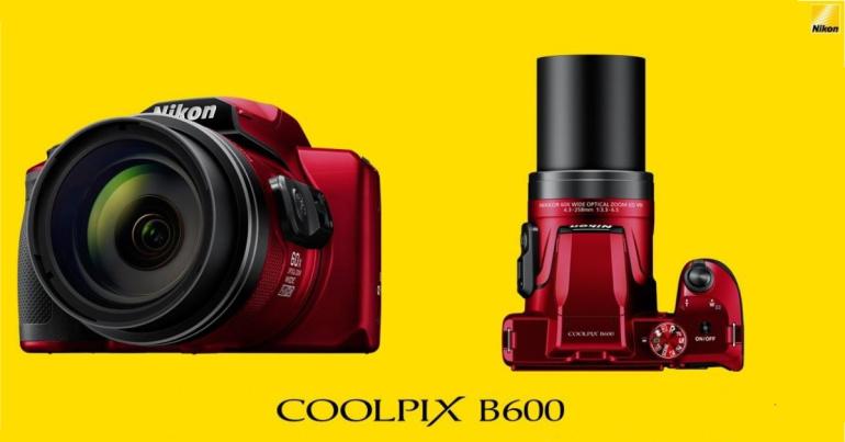Nüüd saadaval: Nikon Coolpix B600 - pildista lihtsalt ja suumi võimsalt