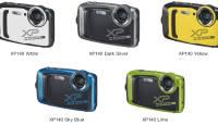 Pildista kuni 25 meetri sügavusel vee all uue Fujifilm XP140 kompaktkaameraga