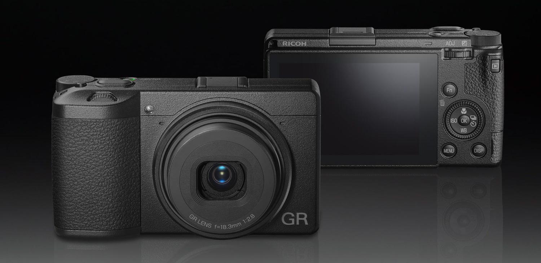 Ricoh GR III kompaktkaamera tarkvarauuendus toob väiksed parandused