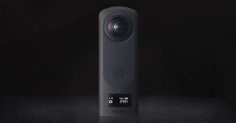 Ricoh Theta Z1 pärjati TIPA auhindade jagamisel parimaks 360° kaameraks
