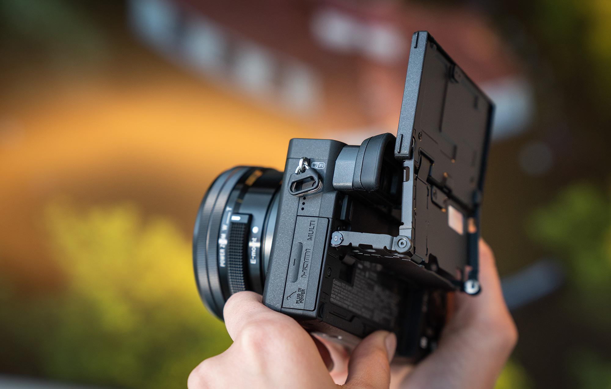 Sony a6400 tarkvara uuendus lisab kaamerale loomade silmatuvastuse