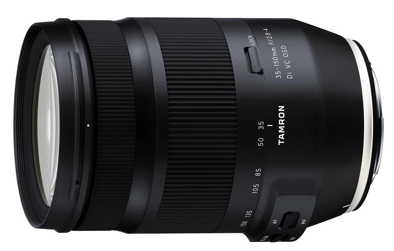 Tamron avalikustas 35-150mm f/2.8-4 suumobjektiivi hinna ja müügile jõudmise aja