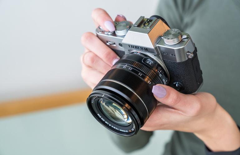 TIPA 2019: parim poolkaader sensoriga kaamera edasjõudnutele on Fujifilm X-T30
