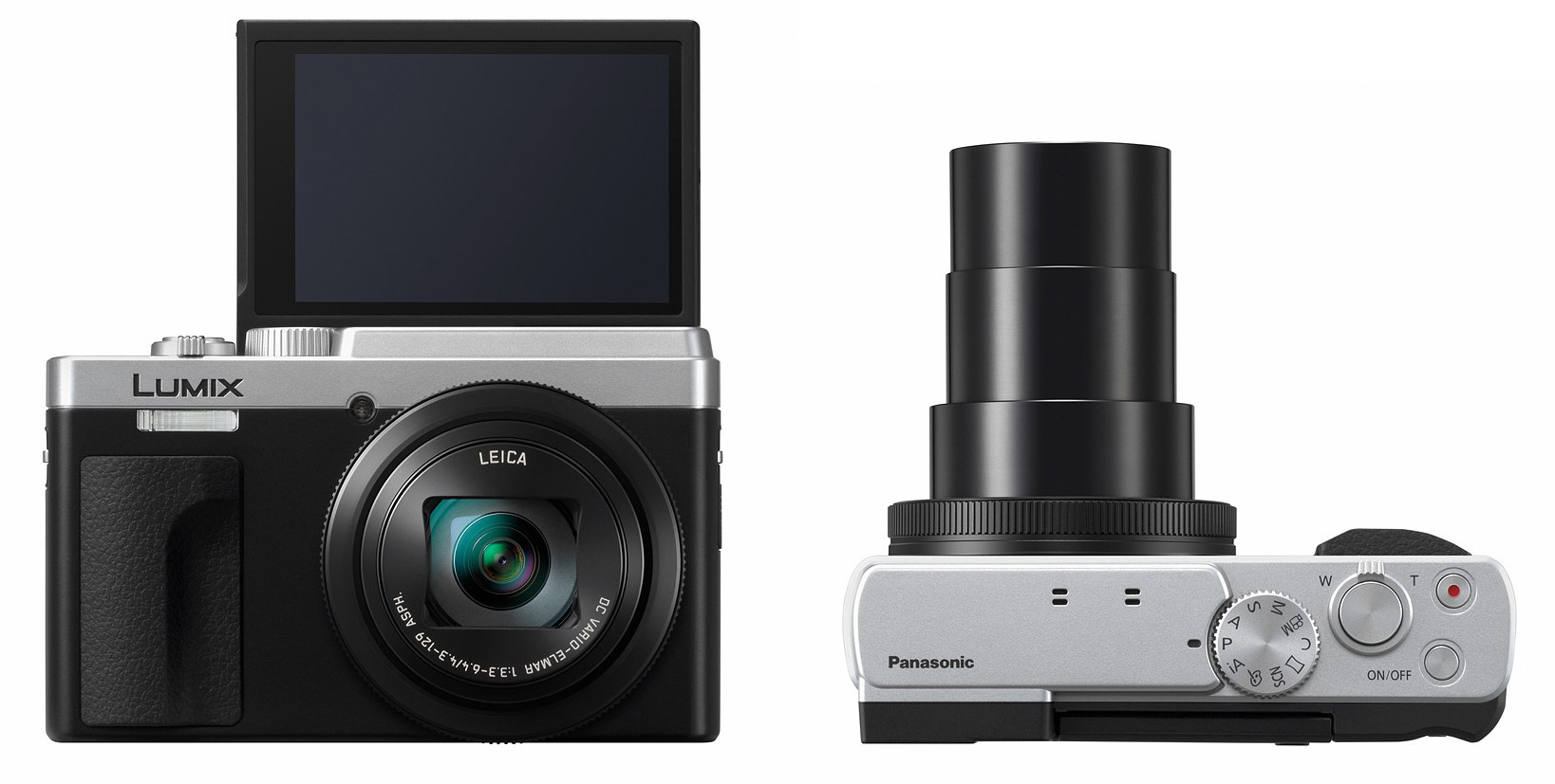 Panasonic täiendas enda reisikaamerate rivi uue Lumix TZ95 mudeliga