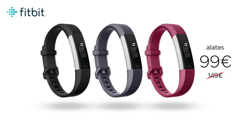 Kaunis Fitbit Alta HR aktiivsusmonitor soodushinnaga alates 99€