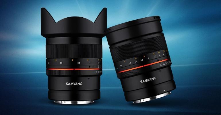 Samyang esitleb 14mm F2.8 ja 85mm F1.4 objektiive Canoni hübriidkaameratele