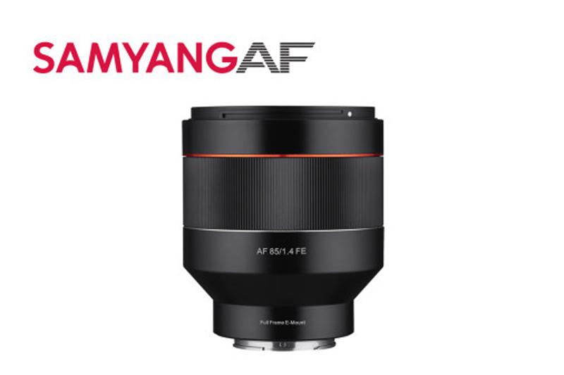 Samyang AF 85mm FE
