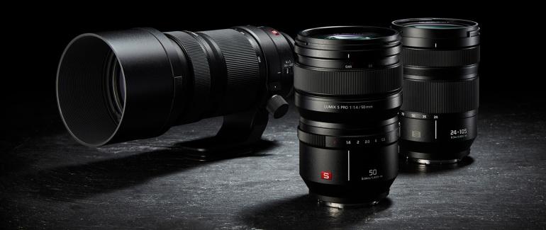Panasonic lisas oma täiskaader hübriidkaamera objektiivide arendusplaani kaks uut fiksobjektiivi