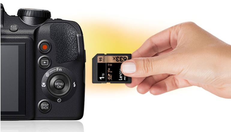 Lexari mälukaartide määraja: milline sobib sinu kaamerale?