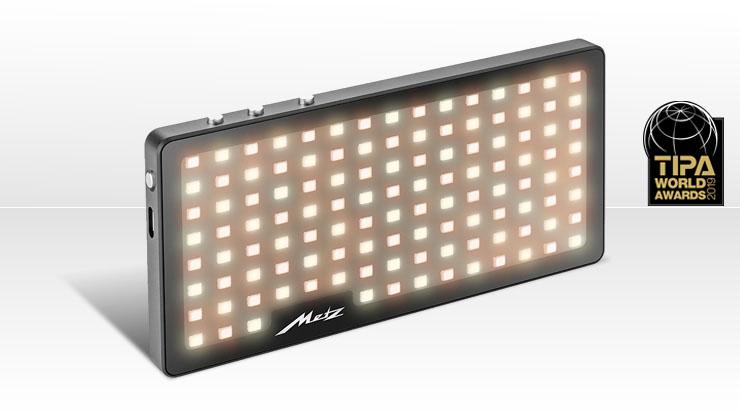 TIPA2019: Metz Mecalight S500 on parim kaasaskantav videovalgusti