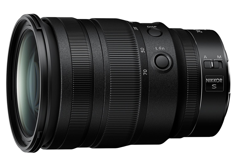 Nüüd saadaval: 24-70mm f2.8 profiobjektiiv Nikon Z hübriidkaameratele