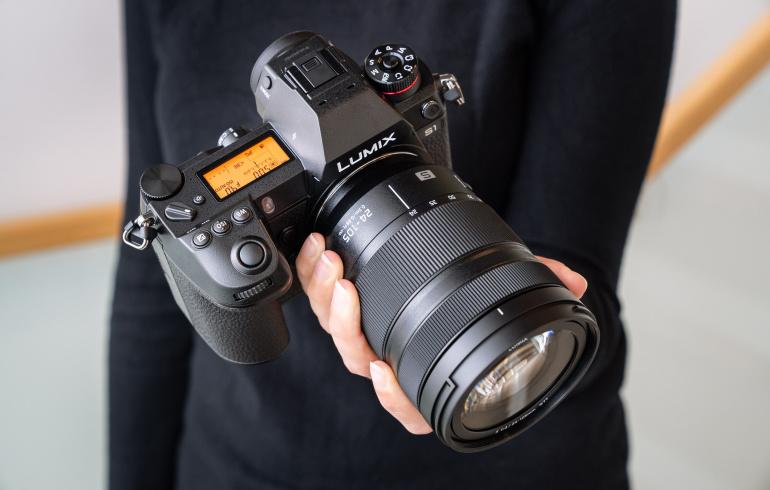 Karbist välja: Panasonic Lumix S1 hübriidkaamera