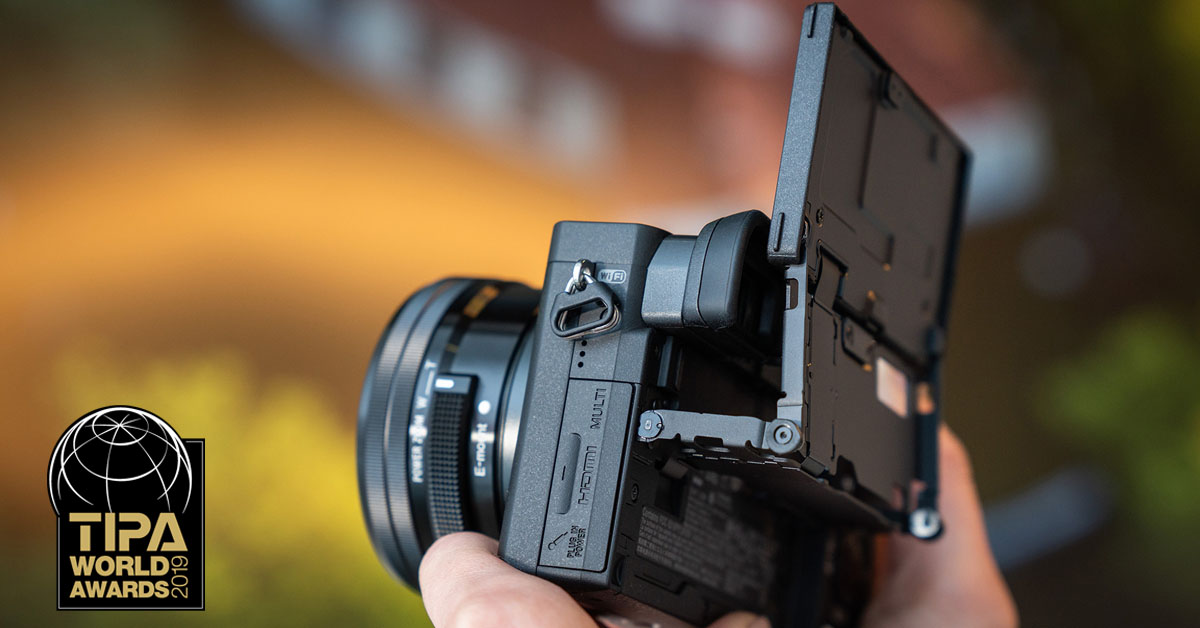 TIPA 2019: parim poolkaader sensoriga kaamera ekspertidele on Sony a6400
