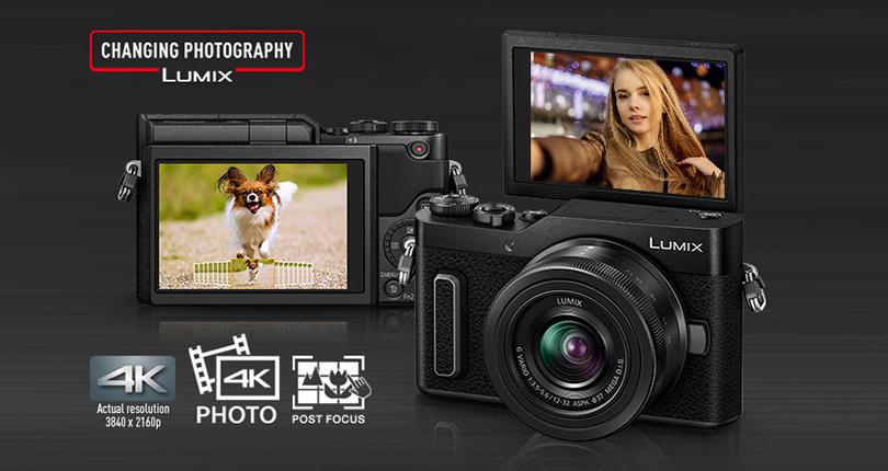 Panasonic teatas uuest hübriidkaamerast LUMIX GX880, mis on välja töötatud täiuslike selfie'de loomiseks