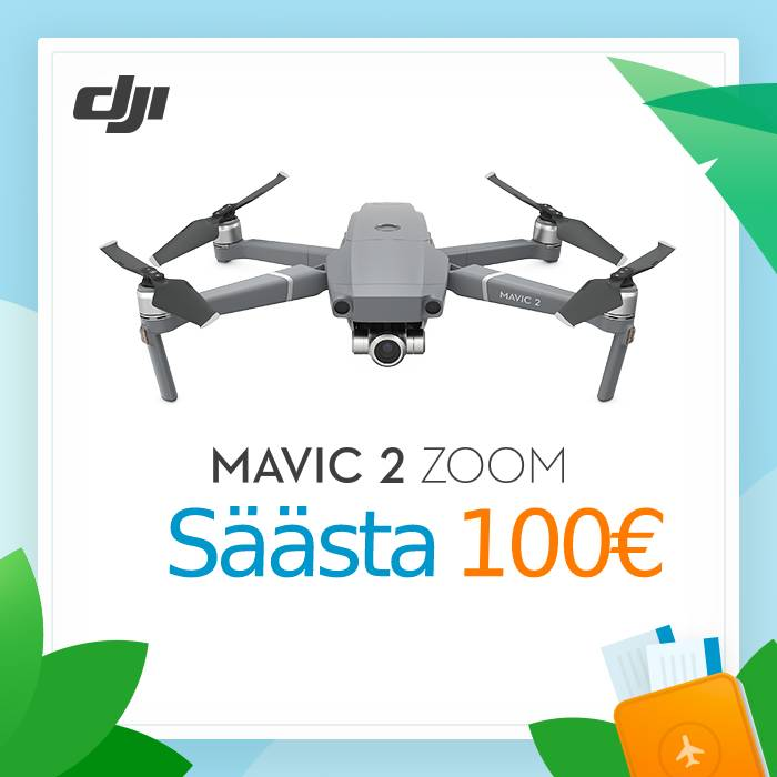 DJI Mavic Zoom 2