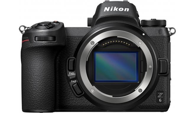 Nikon teatas Z6 tarkvarauuendusest, mis tõstab autofookuse võimekust