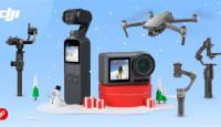 DJI talvine soodusmüük - valitud tooted on eriti hea jõuluhinnaga