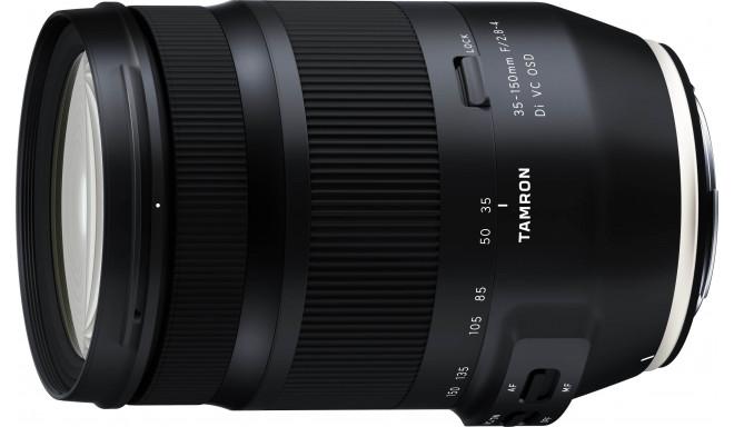 Nüüd saadaval: Tamron 35-150mm f/2.8-4 Di VC OSD objektiiv Nikonile