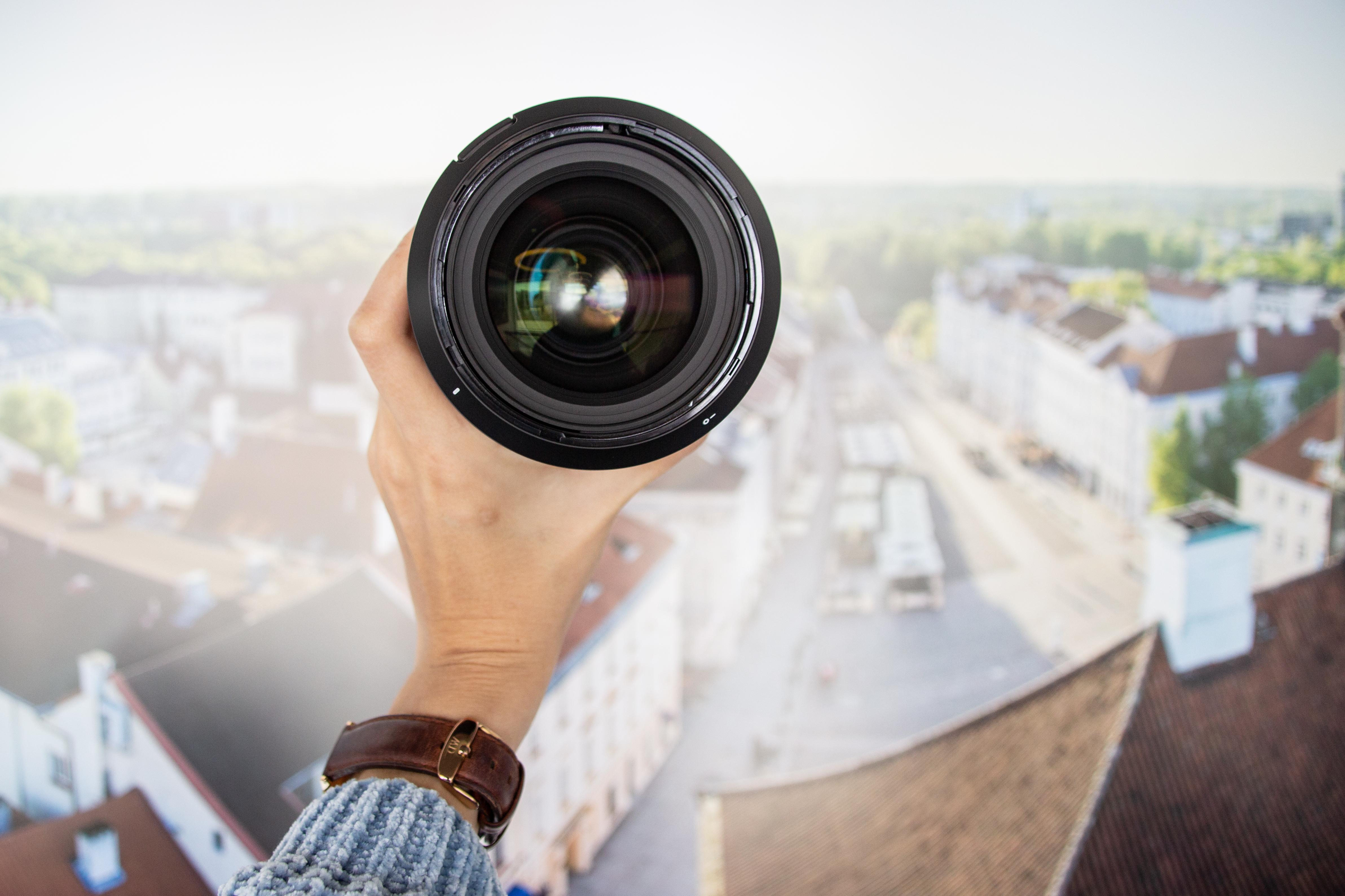Käed küljes: Uus Tamroni fiksobjektiiv 35mm F/1.4 Di USD Nikoni ja Canoni peegelkaameratele