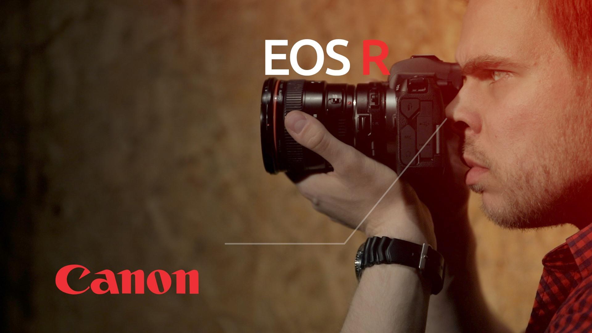 AM.ee: Kas Canon EOS R on halb? Canoni esimese täiskaader hübriidi ülevaade