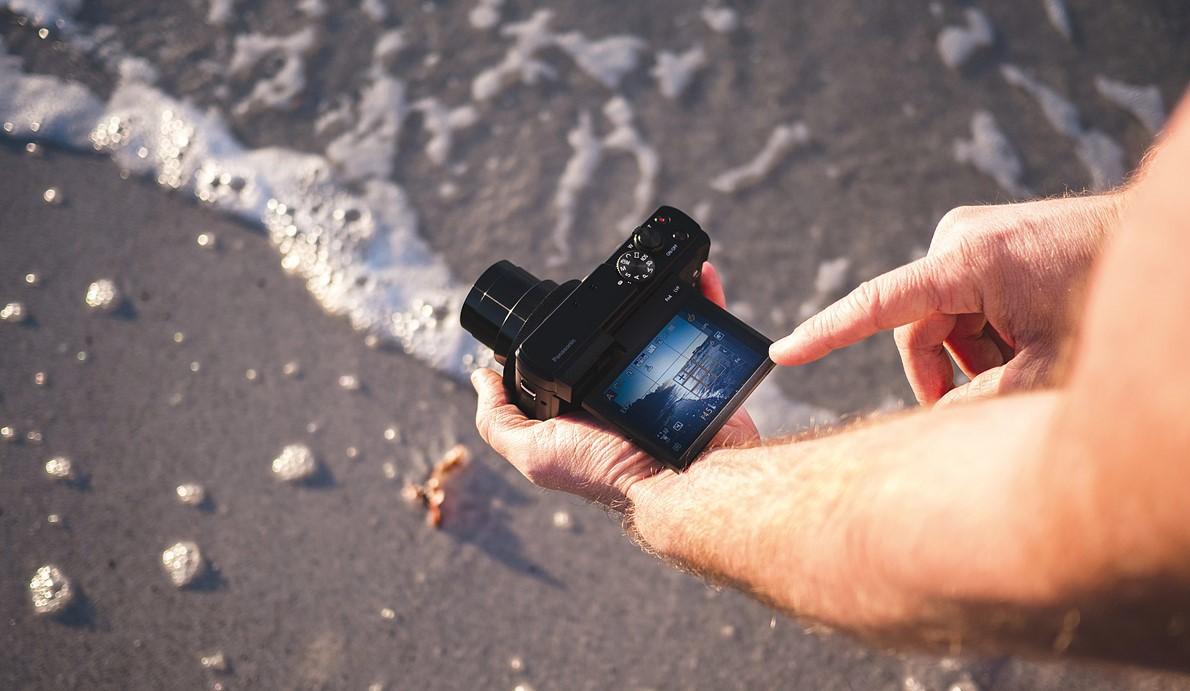 Nüüd saadaval: Panasonic Lumix DC-TZ95 kompaktkaamera