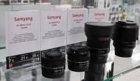 Rentimiseks saadaval: Samyang fiksobjektiivid Sony täiskaader hübriidkaameratele