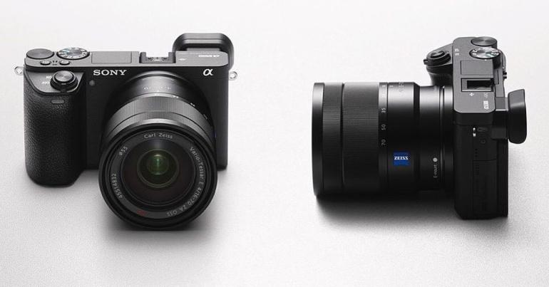 Pista üliäge Sony α6500 fotokotti või taskusse kuni 880€ soodsamalt