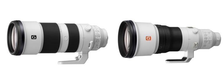 Sony avalikustas kaks uut super-tele objektiivi: 600mm ja 200-600mm