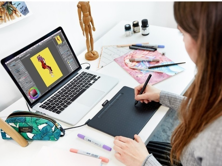#blackfriday: need TOP 3 Wacom Intuos graafikalauda on 18% odavamad
