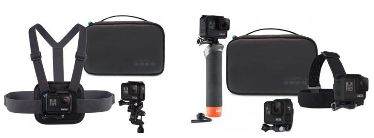 Nüüd saadaval: GoPro seikluskaamerate tarvikukomplektid Adventure Kit ja Sports Kit
