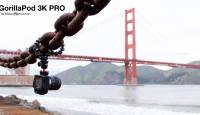 Nüüd saadaval: JOBY GorillaPod 3K PRO seeria