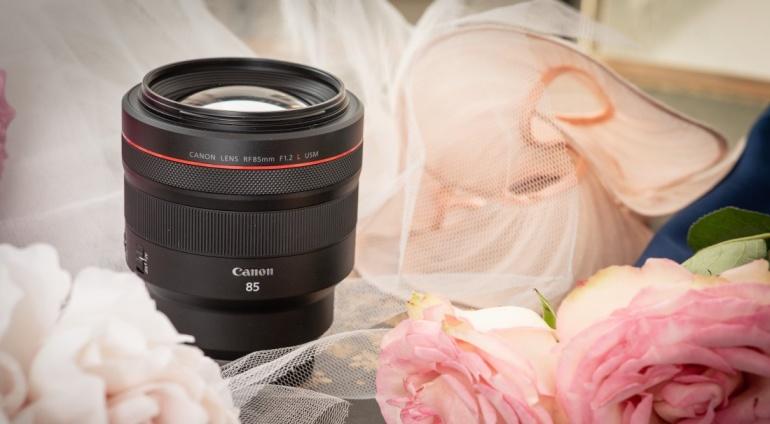 Nüüd saadaval: Canon RF 85mm F1.2 L USM objektiiv EOS R sarja hübriidkaameratele