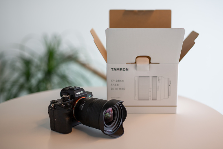Nüüd saadaval: Tamron 17-28 f/2.8 Sony hübriidkaameratele