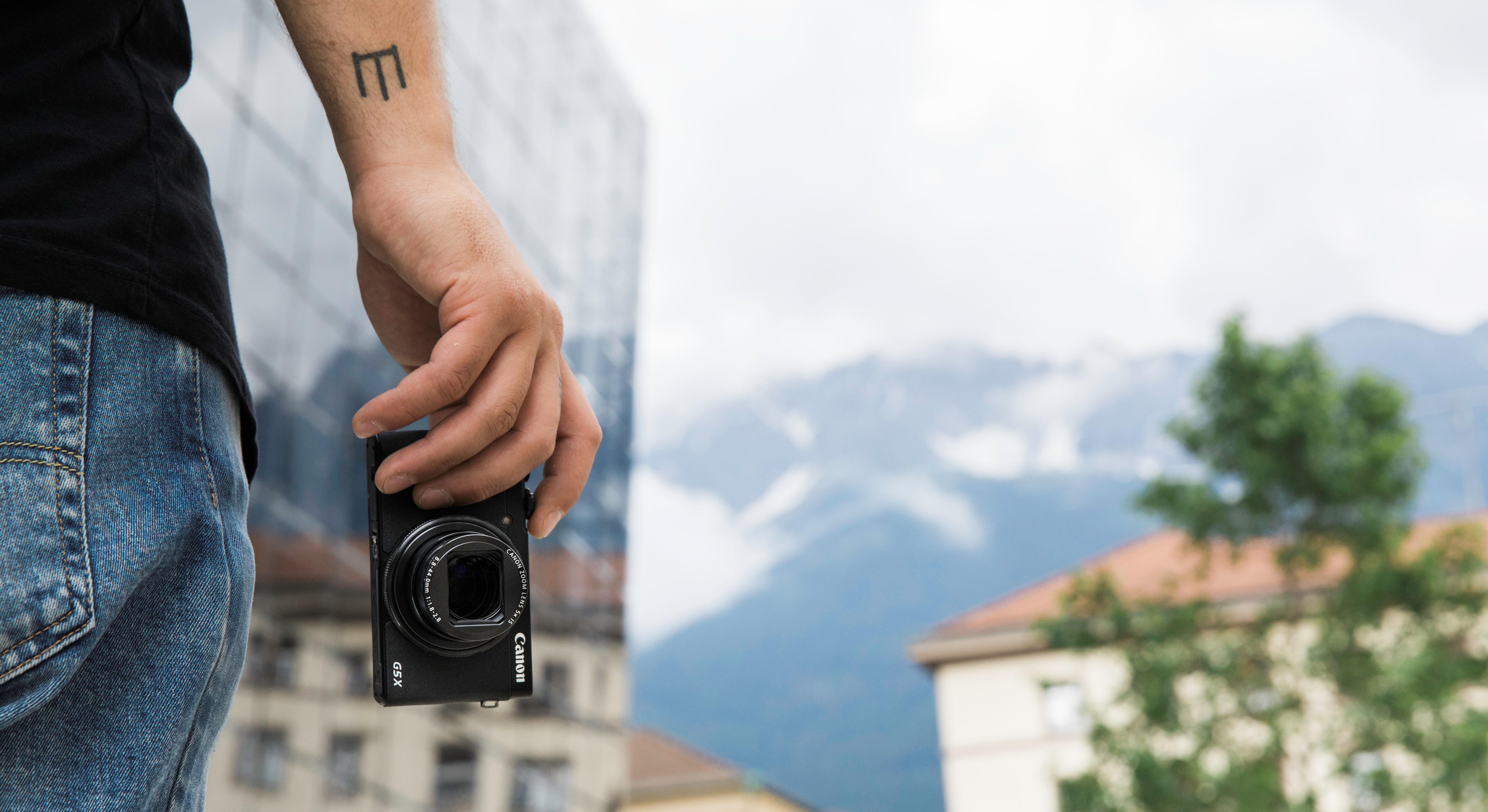 Nüüd saadaval: Canon Powershot G5 X Mark II