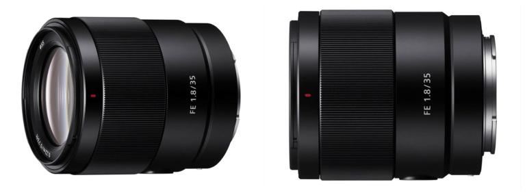 Nüüd saadaval: FE 35mm f/1.8 objektiiv Sony täiskaader hübriidkaameratele