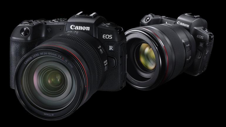 Canon EOS R või EOS RP ostul saad kingituseks 100€ kinkekaardi