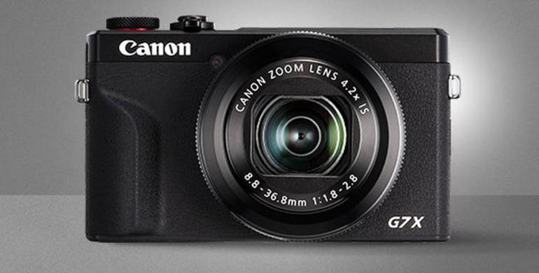 Nüüd saadaval: Canon PowerShot G7 X Mark III