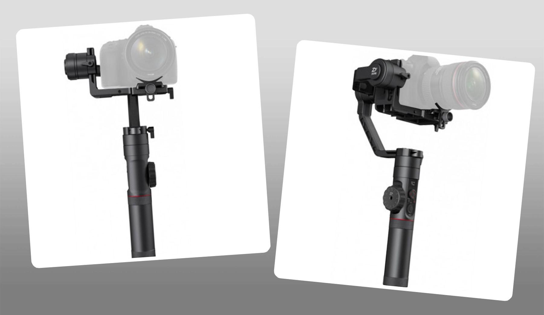 Zhiyuni gimbali Crane 2 tarkvara uuendus toob toe Nikoni kaameratele ja 2 uut töörežiimi